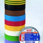 Sécurité et Isolation Electrique – Pour le marquage et l'isolation de câbles – tesaflex® 4186 VDE