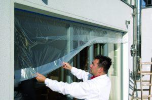 Masquage extérieur – Protection et Revêtement de Surfaces – Easy Cover UV tesa® 4369