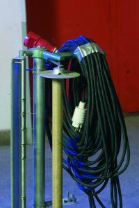 Protection et Réparation dans le Bâtiment – Applications Particulières – Toile PE Enduit Standard tesa® 4688