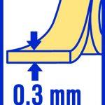 Adhésifs de Plâtrage Toilés – Toile Duct très solide tesa® 4663