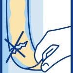 Masquage intérieur – Adhésif de Masquage Papier – Adhésif pour Peintres tesa® 4307